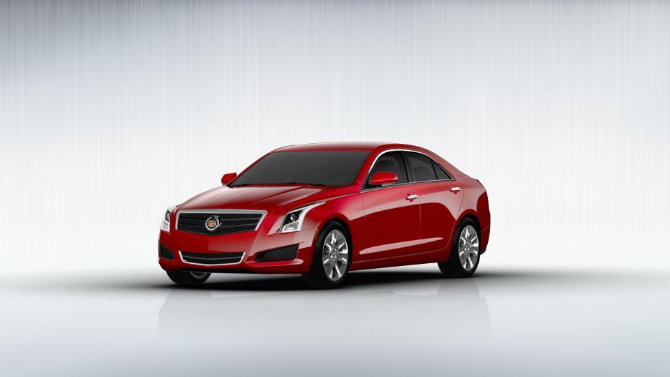2013 Cadillac ATS Vehicle Photo in Selma, TX 78154