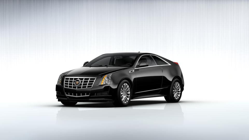2013 Cadillac CTS Coupe Vehicle Photo in Costa Mesa, CA 92626