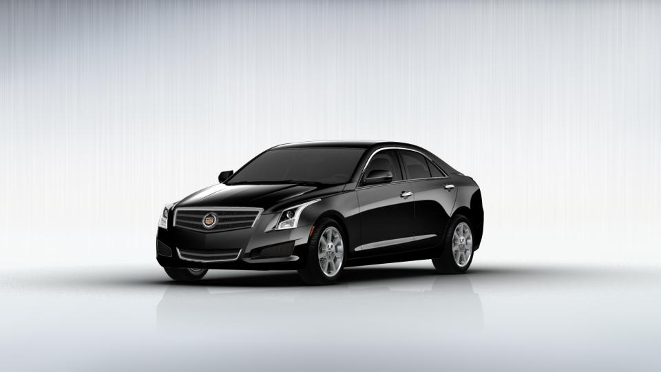 2013 Cadillac ATS Vehicle Photo in Atlanta, GA 30350