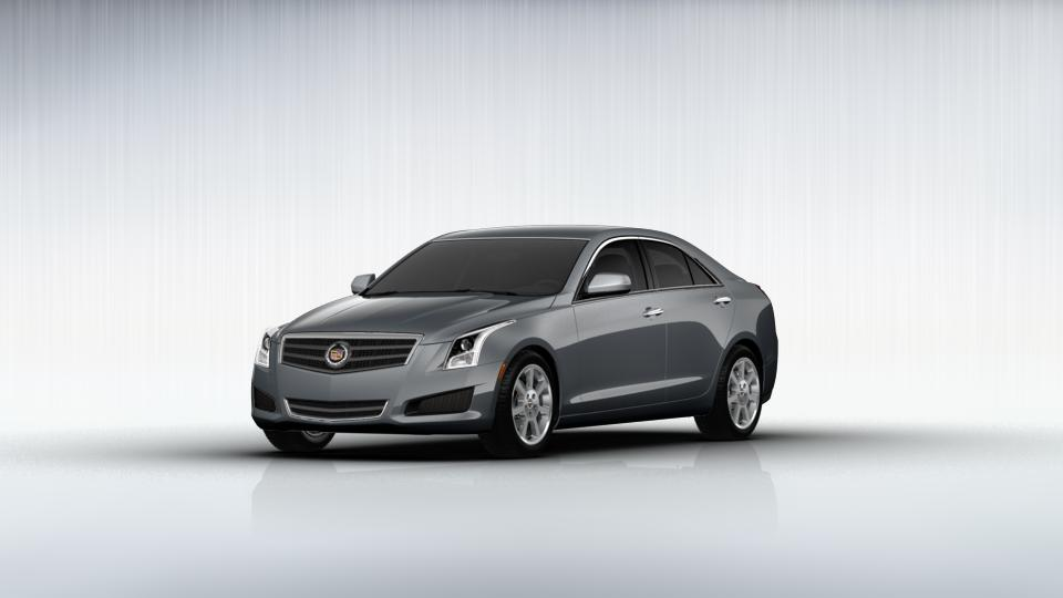 2013 Cadillac ATS Vehicle Photo in Elyria, OH 44035