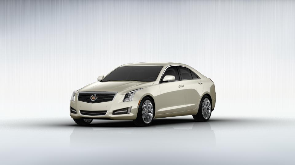 2013 Cadillac ATS Vehicle Photo in Williamsville, NY 14221