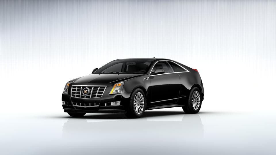 2014 Cadillac CTS Coupe Vehicle Photo in Joliet, IL 60435