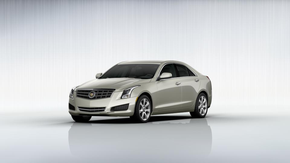 2014 Cadillac ATS Vehicle Photo in Edinburg, TX 78539