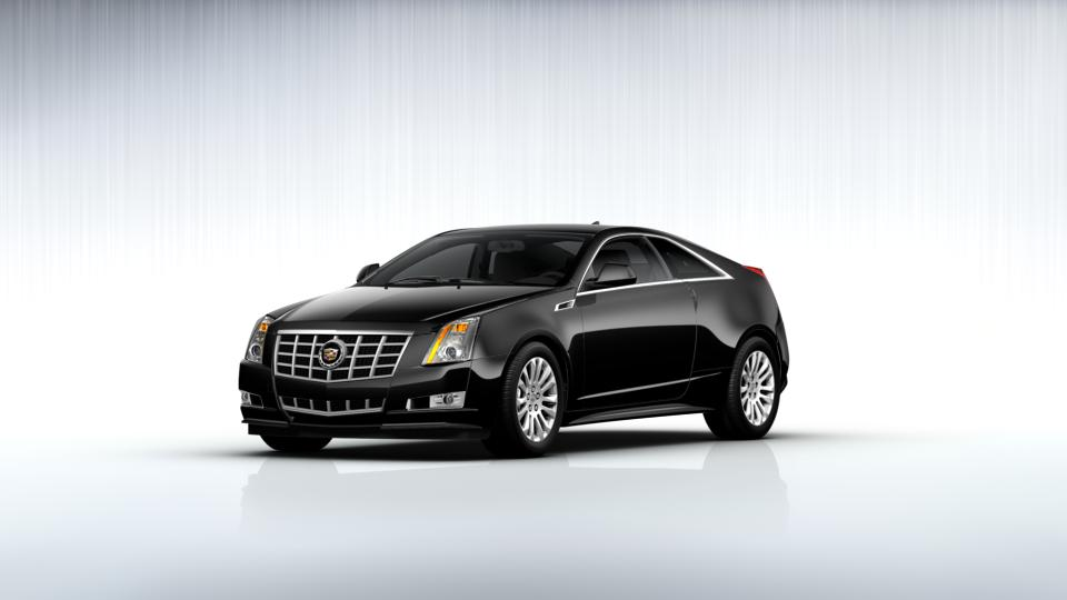 2014 Cadillac CTS Coupe Vehicle Photo in Austin, TX 78759