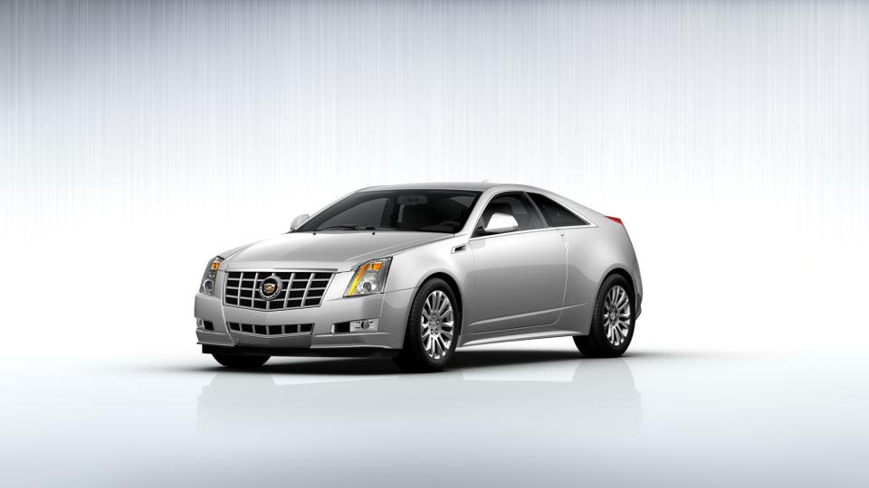 2014 Cadillac CTS Coupe Vehicle Photo in Calumet City, IL 60409