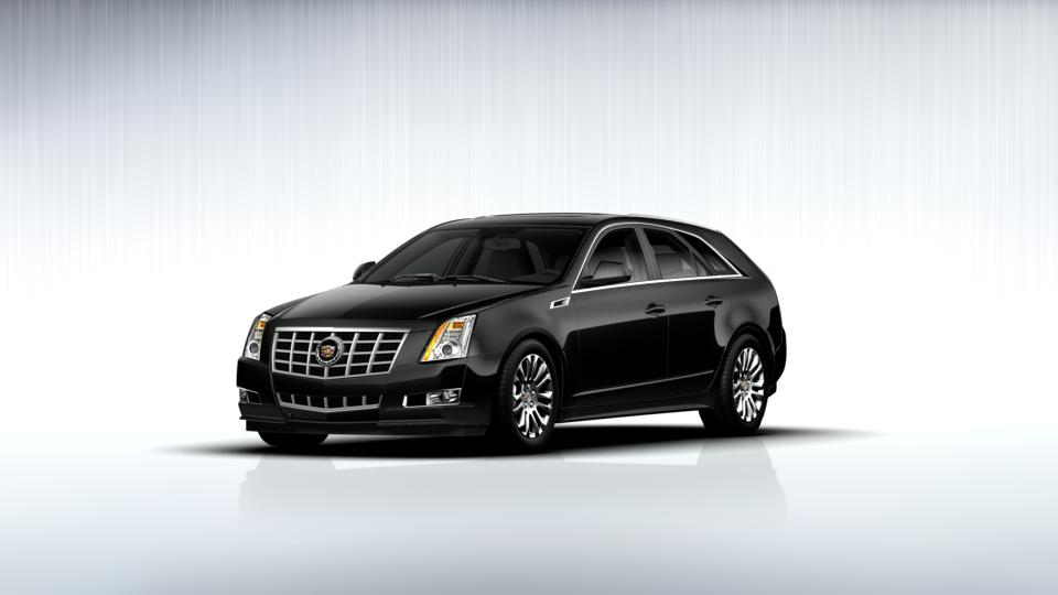 2014 Cadillac CTS Wagon Vehicle Photo in Ferndale, MI 48220