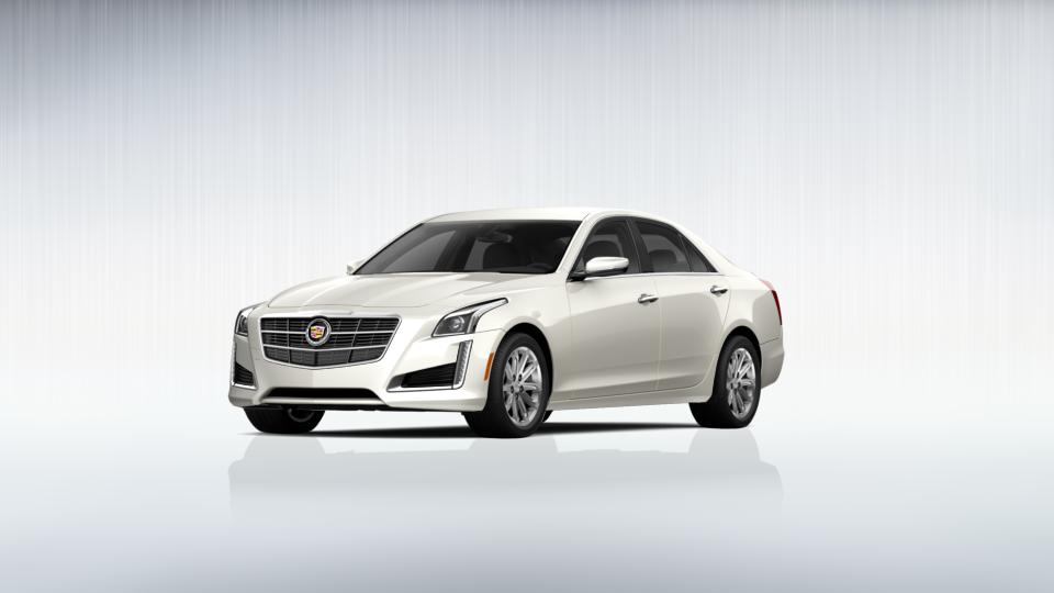 2014 Cadillac CTS Sedan Vehicle Photo in Leominster, MA 01453