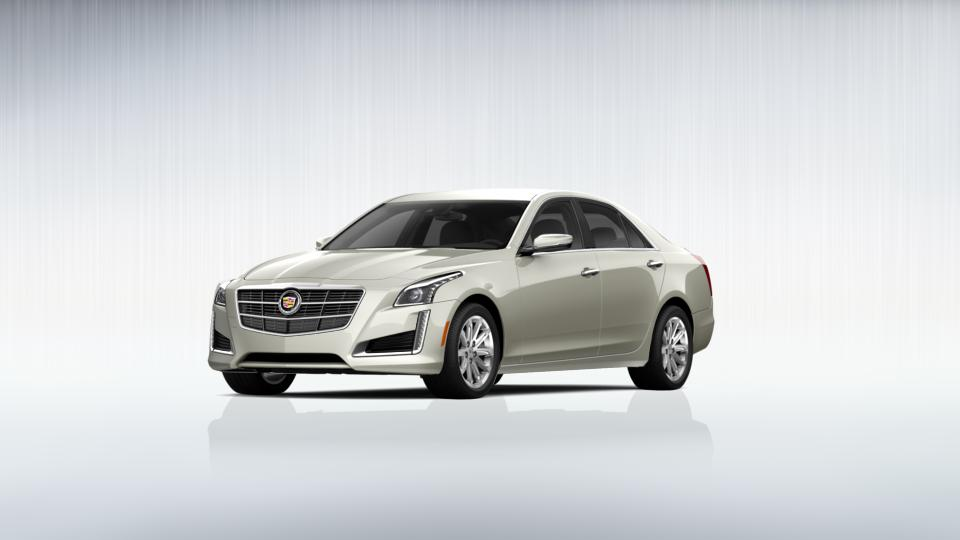2014 Cadillac CTS Sedan Vehicle Photo in Northbrook, IL 60062