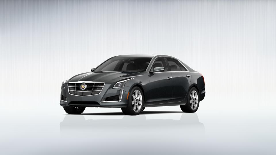 2014 Cadillac CTS Sedan Vehicle Photo in Manhattan, KS 66502