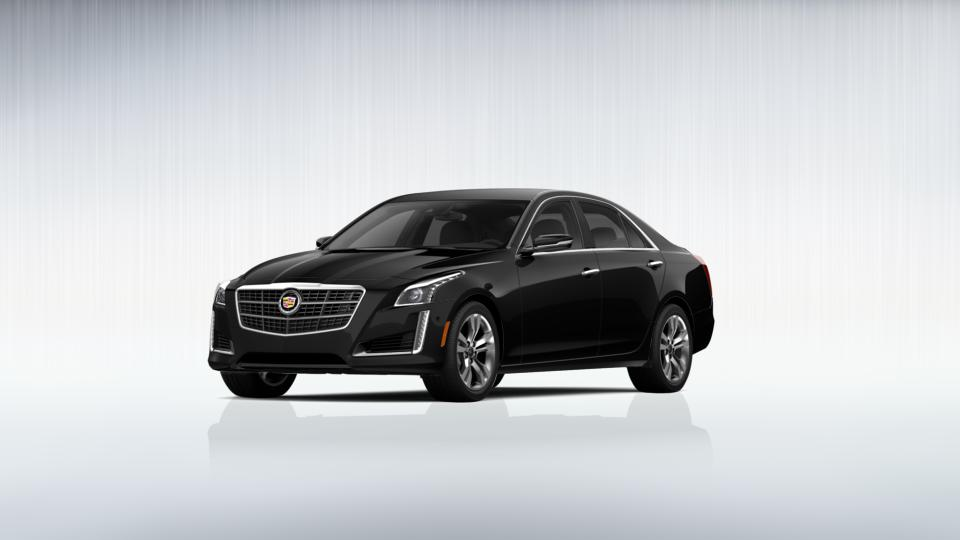 2014 Cadillac CTS Sedan Vehicle Photo in San Antonio, TX 78254