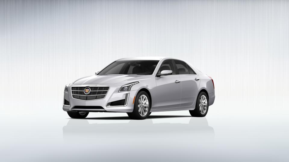 2014 Cadillac CTS Sedan Vehicle Photo in Akron, OH 44320