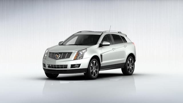 2015 Cadillac Srx For Sale In St Louis Missouri 3gyfnge35fs583281