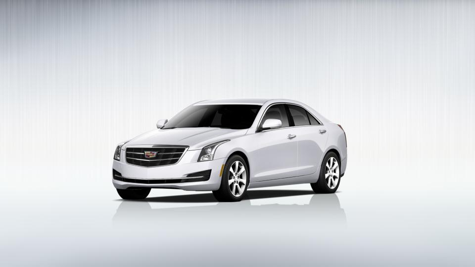 2015 Cadillac ATS Sedan Vehicle Photo in Emporia, VA 23847