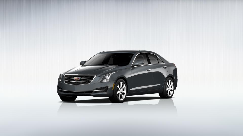 2015 Cadillac ATS Sedan Vehicle Photo in Anaheim, CA 92806