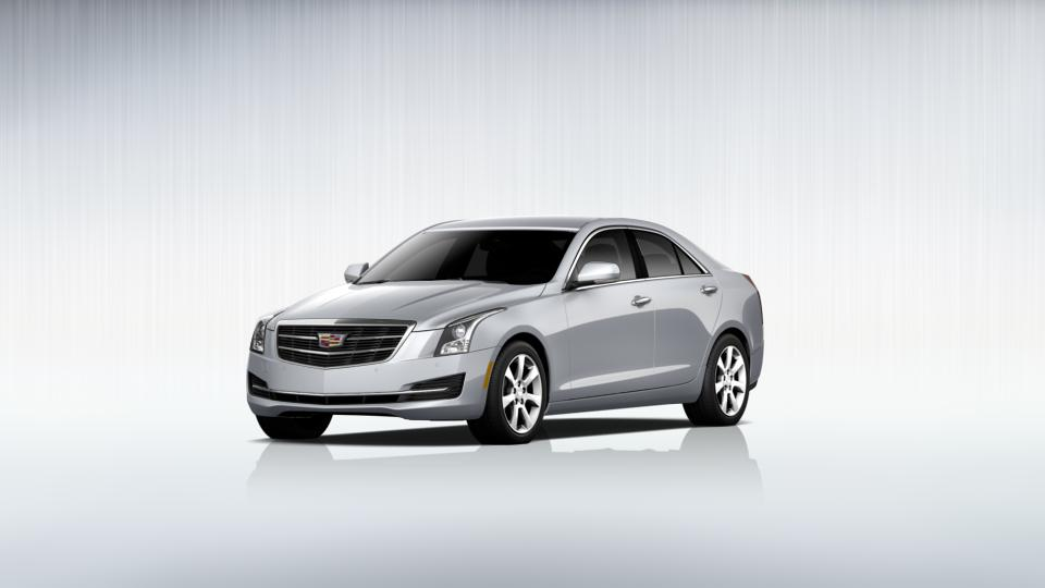 2015 Cadillac ATS Sedan Vehicle Photo in Chickasha, OK 73018