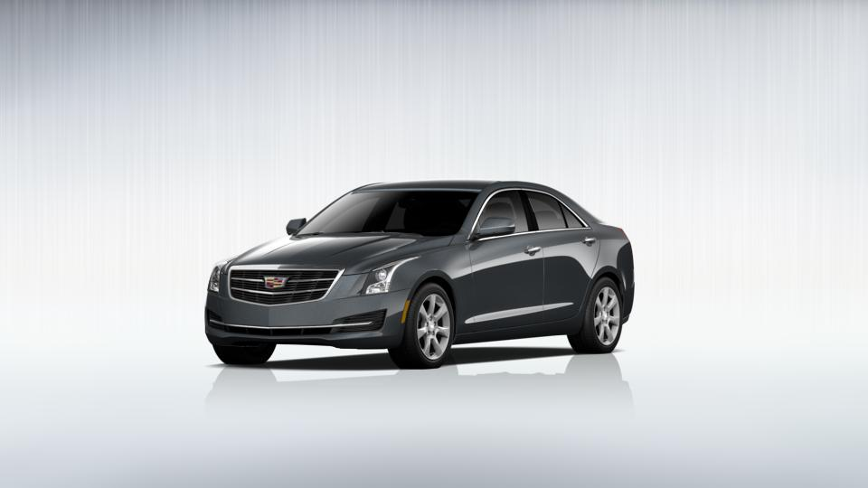 2015 Cadillac ATS Sedan Vehicle Photo in Willoughby Hills, OH 44092