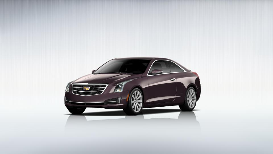 2015 Cadillac ATS Coupe Vehicle Photo in Elgin, TX 78621
