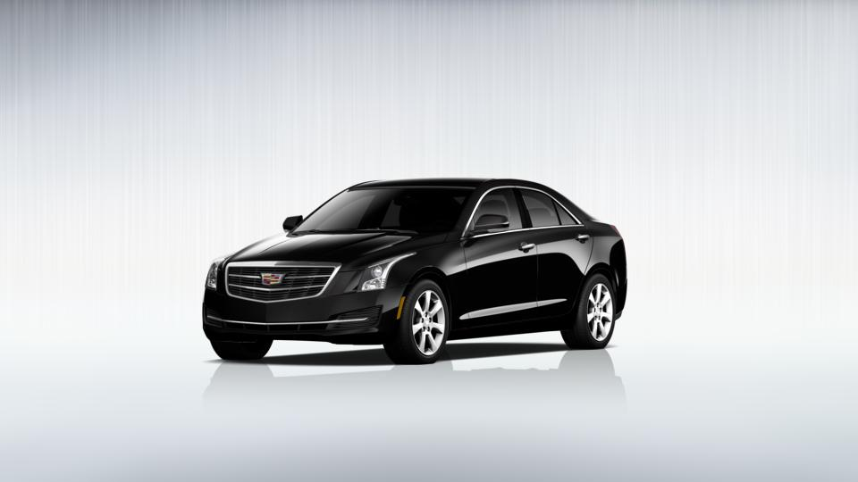 2015 Cadillac ATS Sedan Vehicle Photo in Honolulu, HI 96819
