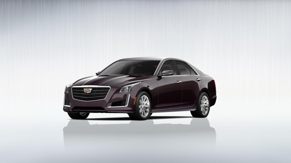2015 Cadillac CTS Sedan Vehicle Photo in Detroit, MI 48207