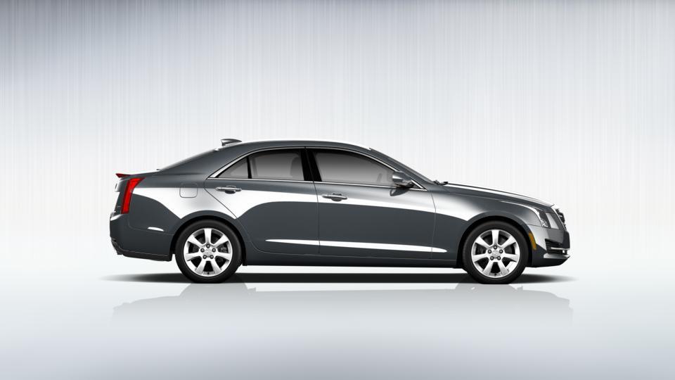 certified 2015 cadillac ats sedan 2 0l i4 awd luxury phantom gray metallic car for sale or lease. Black Bedroom Furniture Sets. Home Design Ideas