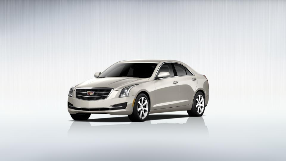 2015 Cadillac ATS Sedan Vehicle Photo in Johnston, RI 02919