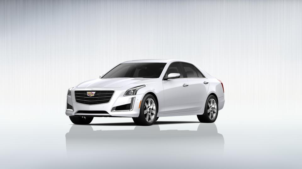 2015 Cadillac CTS Sedan Vehicle Photo in San Angelo, TX 76903