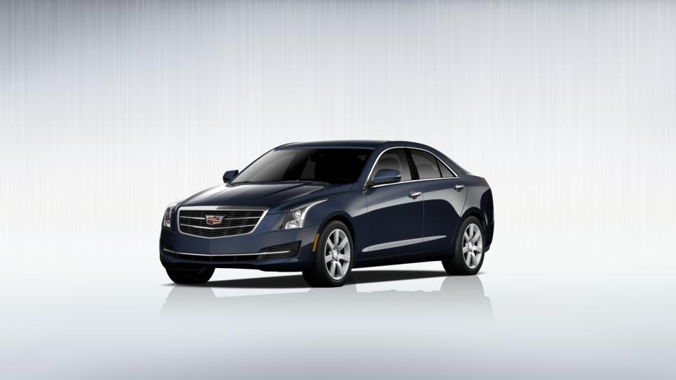 2015 Cadillac ATS Sedan Vehicle Photo in Colma, CA 94014