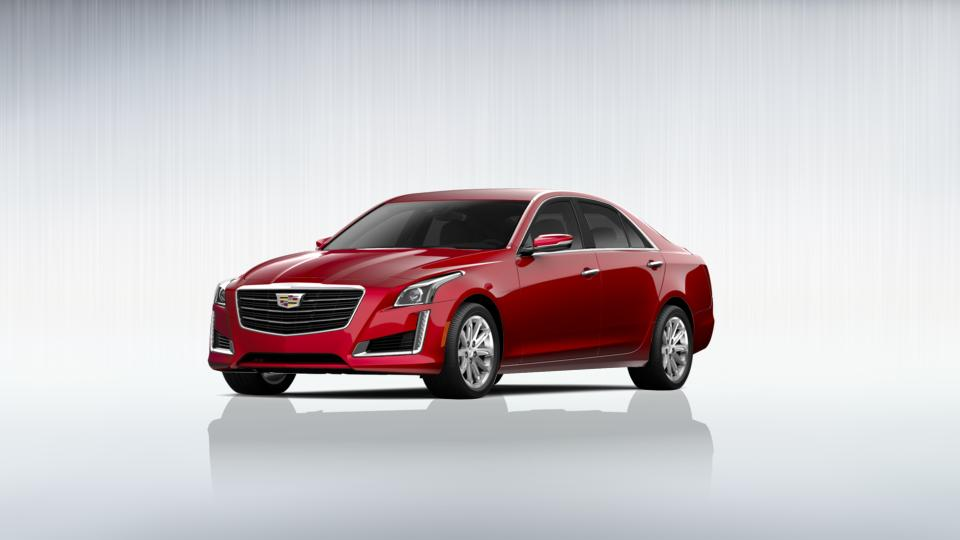 2015 Cadillac CTS Sedan Vehicle Photo in Gulfport, MS 39503