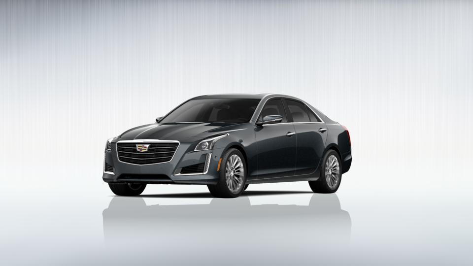 2015 Cadillac CTS Sedan Vehicle Photo in Honolulu, HI 96819
