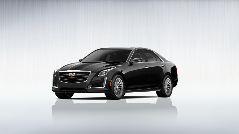 2015 Cadillac CTS Sedan Vehicle Photo in Joliet, IL 60435