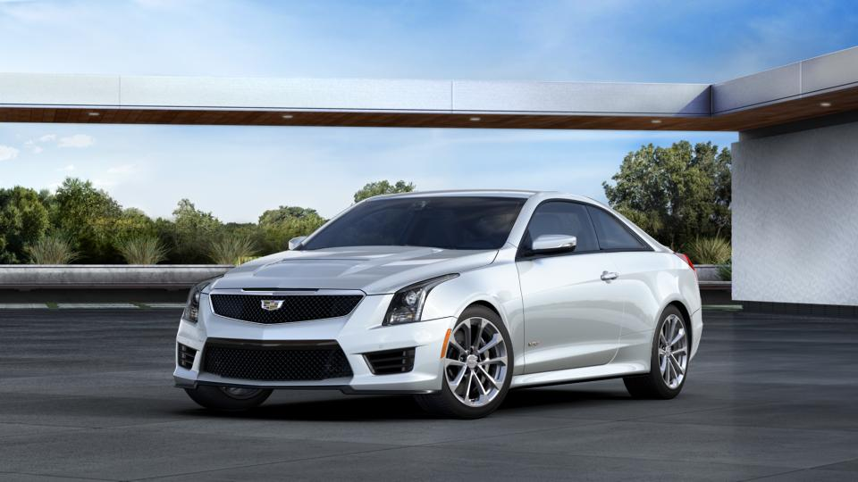 2016 Cadillac ATS-V Coupe Vehicle Photo in Milford, OH 45150