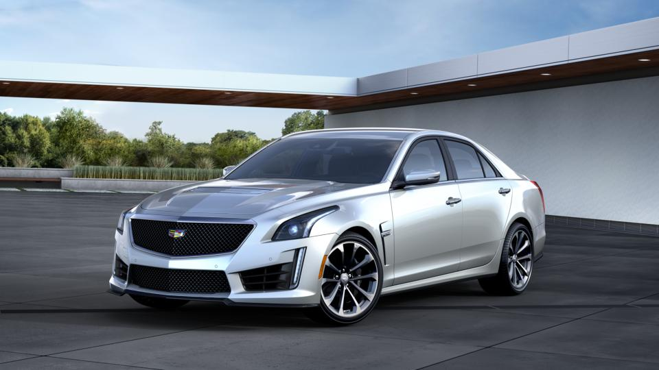 2016 Cadillac CTS-V Sedan Vehicle Photo in Colma, CA 94014