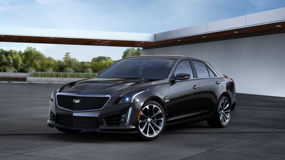 2016 Cadillac CTS-V Sedan Vehicle Photo in Williamsville, NY 14221