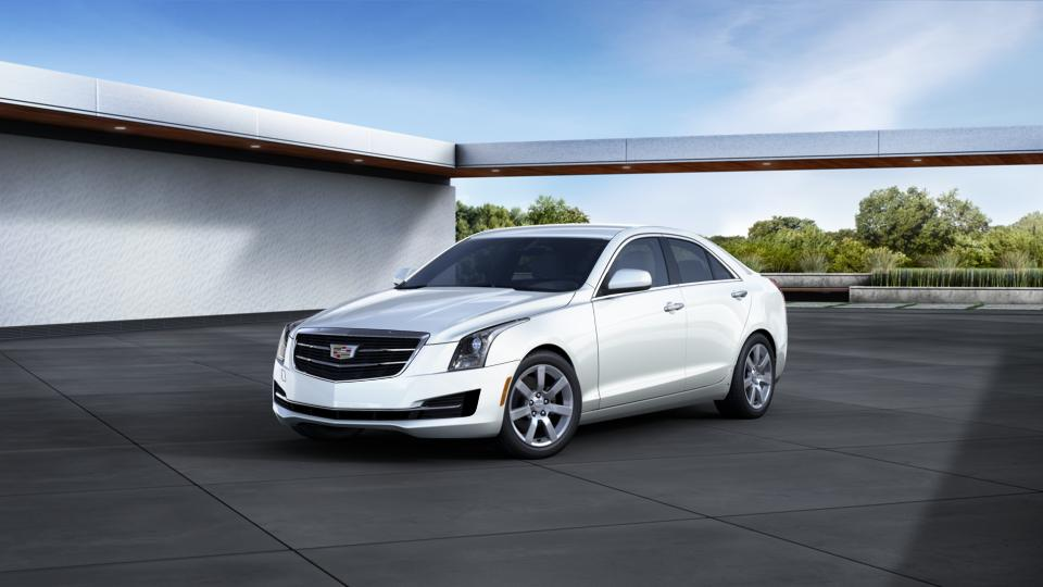 2016 Cadillac ATS Sedan Vehicle Photo in Shillington, PA 19607