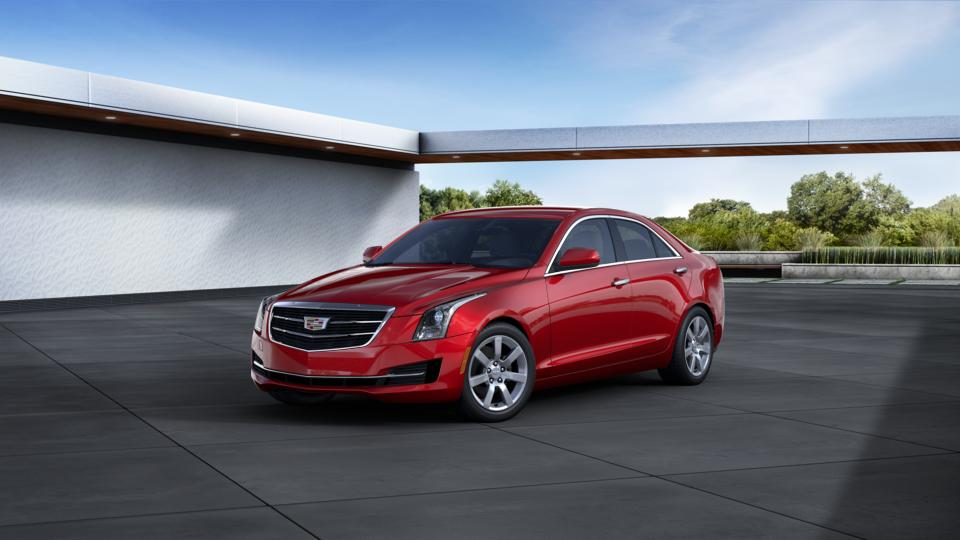 2016 Cadillac ATS Sedan Vehicle Photo in Monroe, NC 28110
