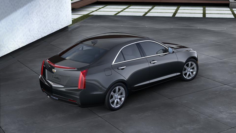 aurora phantom gray metallic 2016 cadillac ats sedan used car for sale l27142. Black Bedroom Furniture Sets. Home Design Ideas