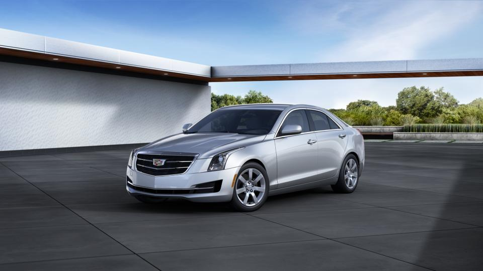 2016 Cadillac ATS Sedan Vehicle Photo in Van Nuys, CA 91401