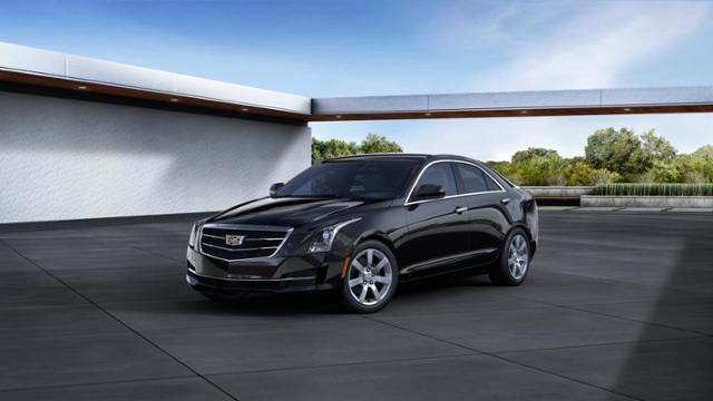 Pre-Owned 2016 Cadillac ATS Sedan 2 5L I4 RWD