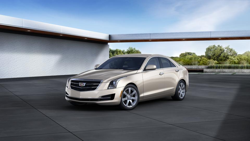 2016 Cadillac ATS Sedan Vehicle Photo in Mission, TX 78572