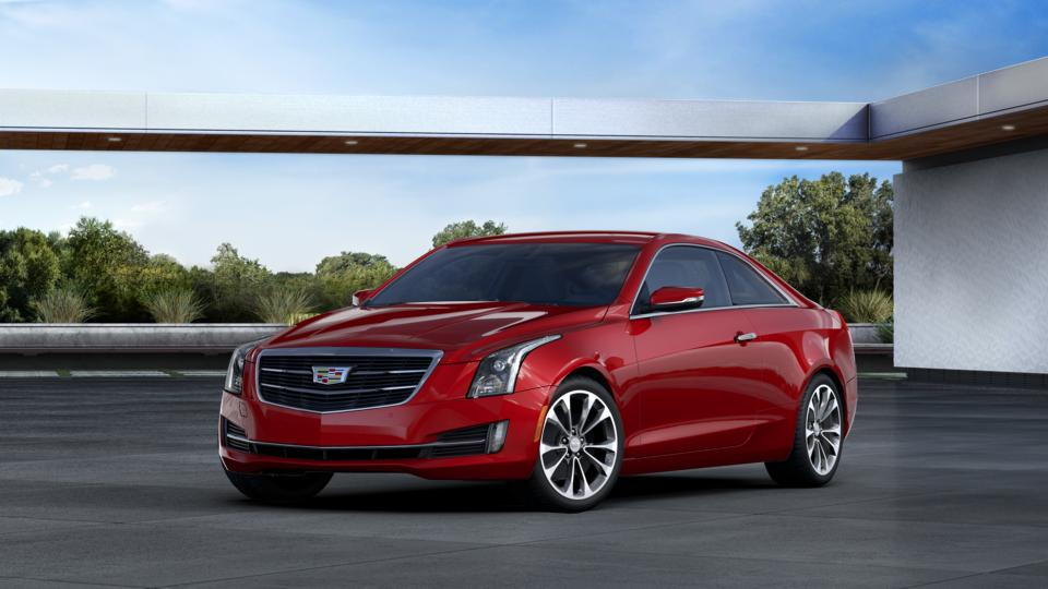 2016 Cadillac ATS Coupe Vehicle Photo in Colma, CA 94014
