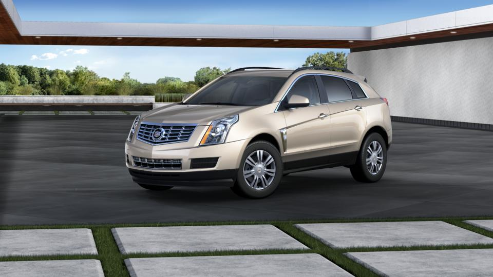 2016 Cadillac SRX Vehicle Photo in Raleigh, NC 27609
