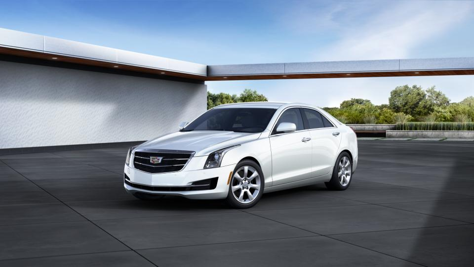 2016 Cadillac ATS Sedan Vehicle Photo in Knoxville, TN 37912