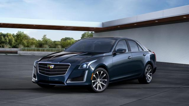 2016 Cadillac Cts Sedan Vehicle Photo In Northbrook Il 60062