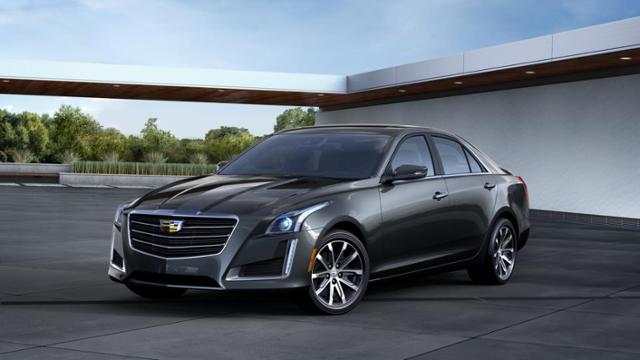 2016 Cadillac Cts Sedan Vehicle Photo In Waterbury Ct 06705