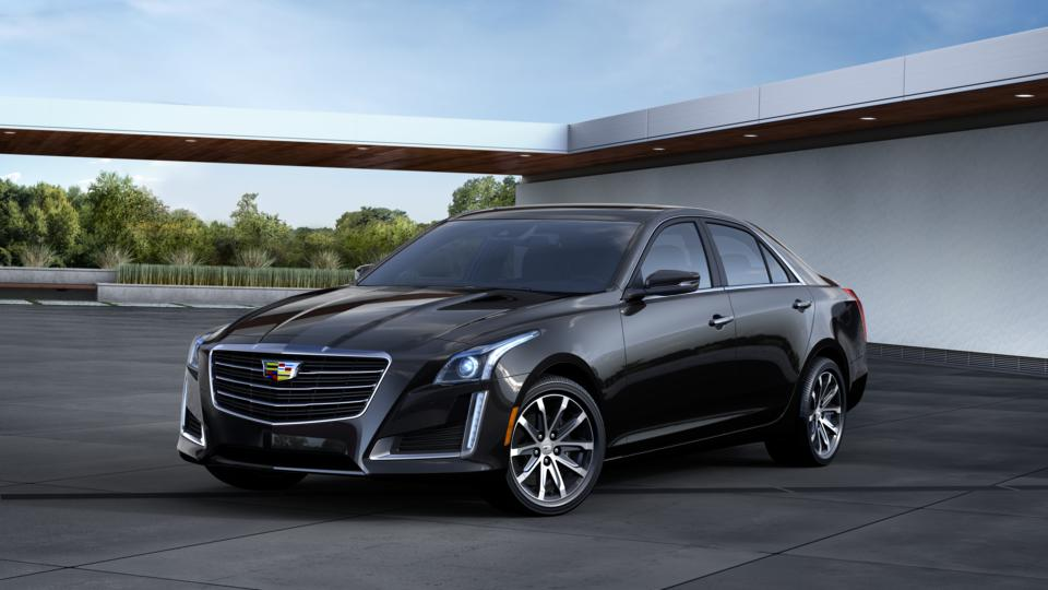 2016 Cadillac CTS Sedan Vehicle Photo in Trevose, PA 19053-4984