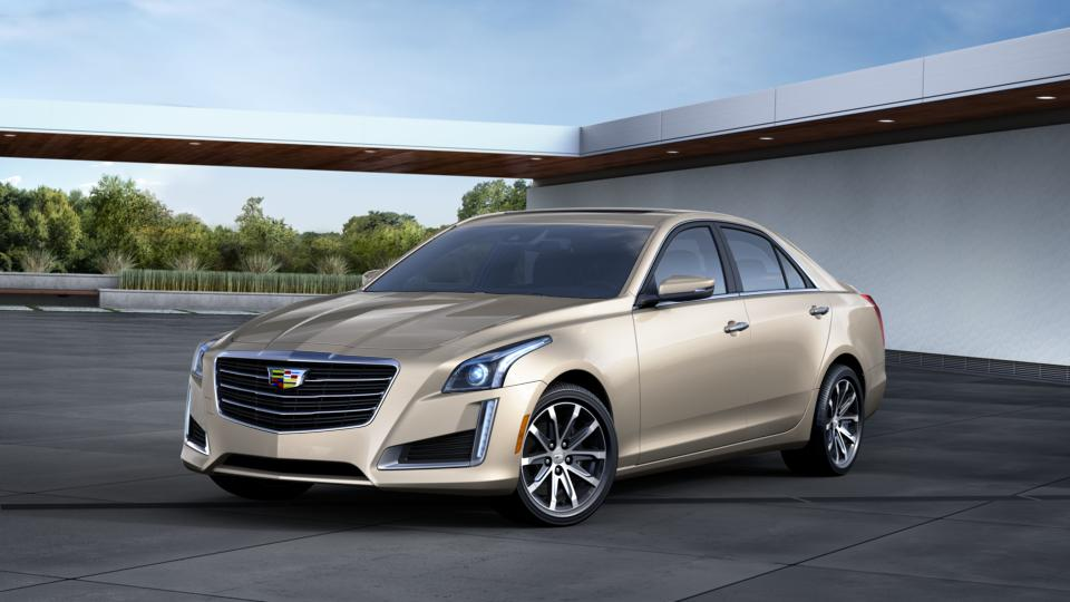 2016 Cadillac CTS Sedan Vehicle Photo in Bowie, MD 20716