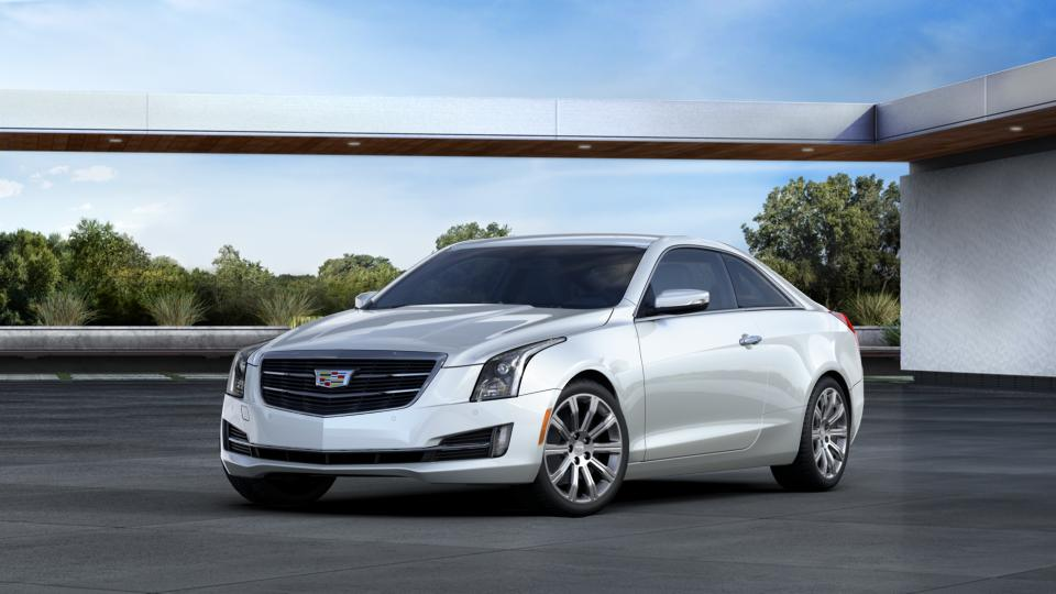 2016 Cadillac ATS Coupe Vehicle Photo in Austin, TX 78759