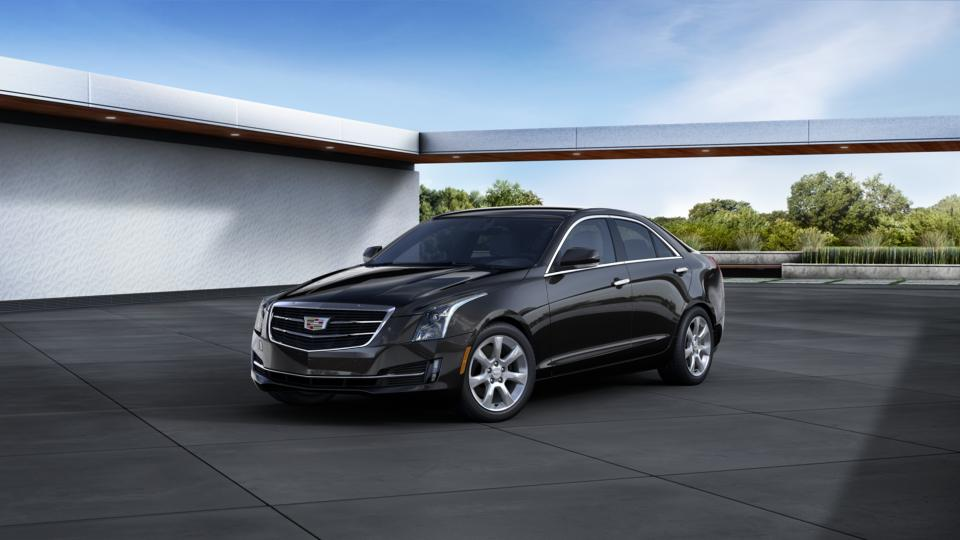2016 Cadillac ATS Sedan Vehicle Photo in Madison, WI 53713