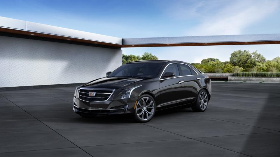 2016 Cadillac ATS Sedan Vehicle Photo in Grand Rapids, MI 49512