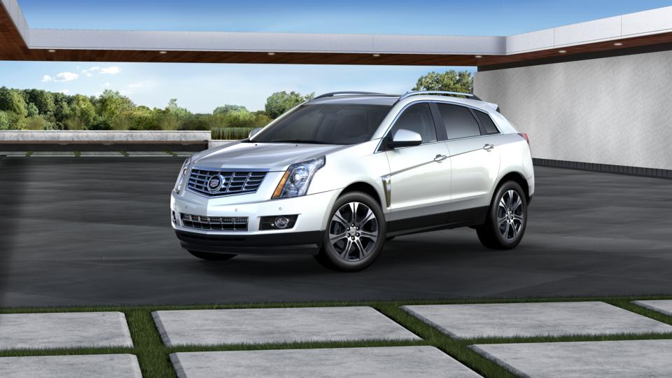 2016 Cadillac SRX Vehicle Photo in Manhattan, KS 66502